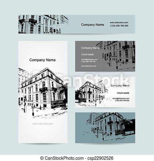 Urban Street Drawings Street of Barcelona City