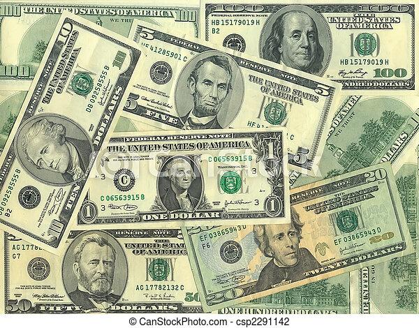 Banknotes - csp2291142