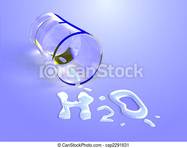 Water drops - csp2291631