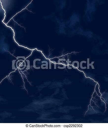 lightning bolt - csp2292302