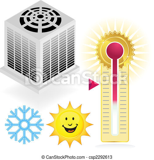Air Conditioner Group - csp2292613