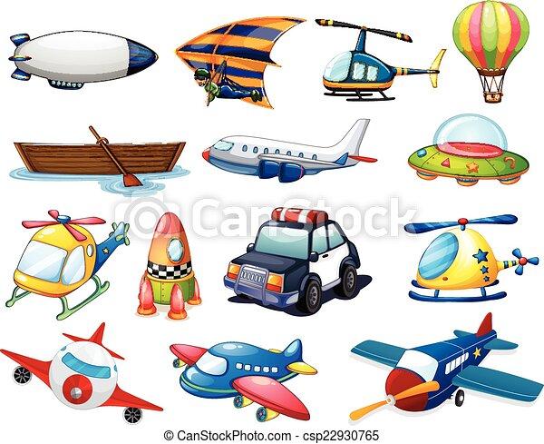 Transportation - csp22930765