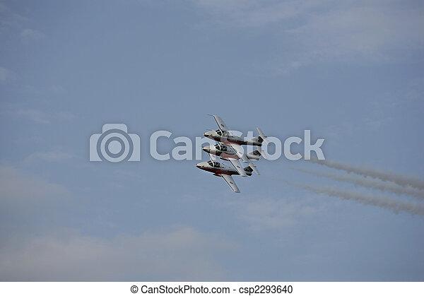 airshow - csp2293640