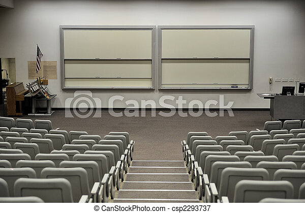 Lecture Hall - csp2293737