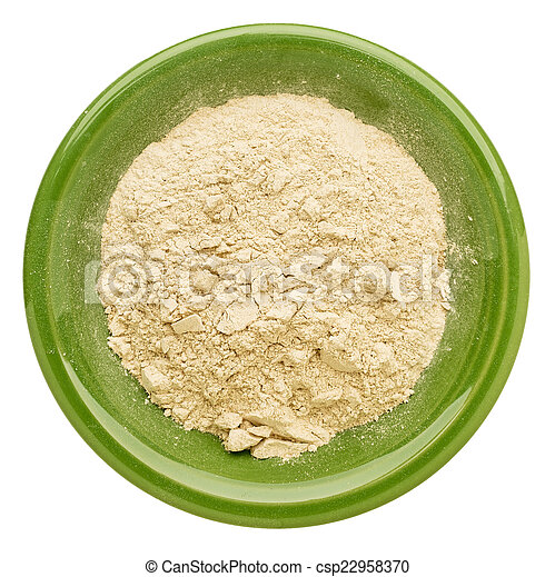 maca root powder - csp22958370