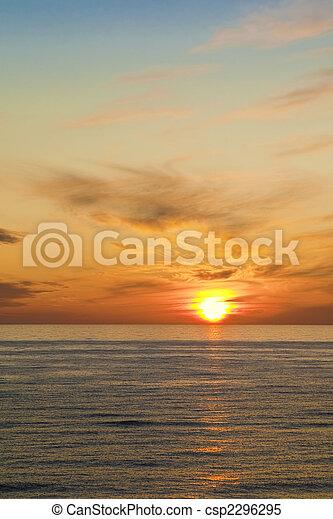 Sunset - csp2296295