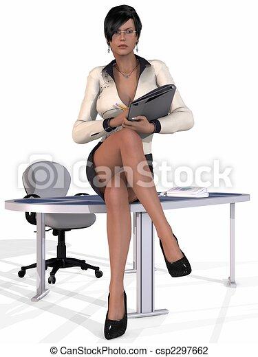 секс секретарши порно фото