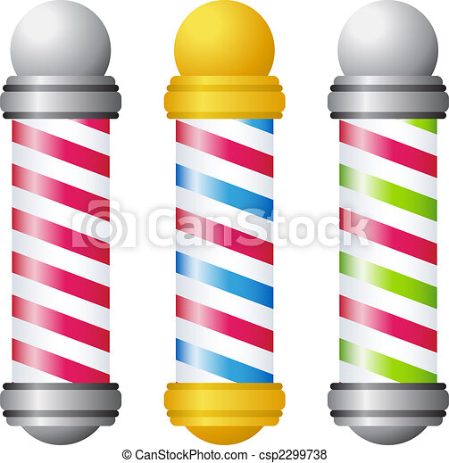 Barber Pole - csp2299738
