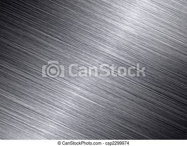 Shiny brushed metal texture abstract background. - csp2299974