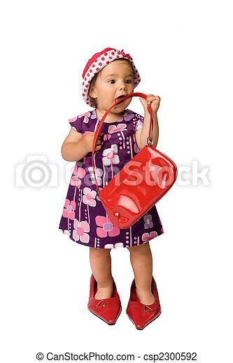 Baby Girl Fashion - csp2300592