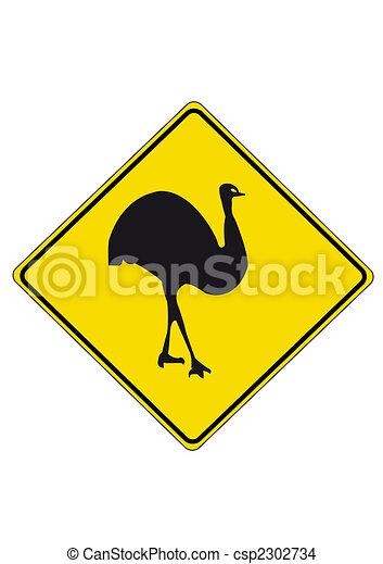 Emu - csp2302734