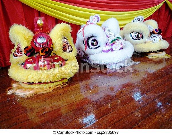 Lion Dancing Clipart Lion Dance Troupe's