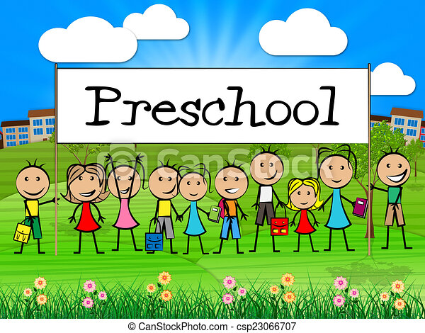Image result for Preschool clipart