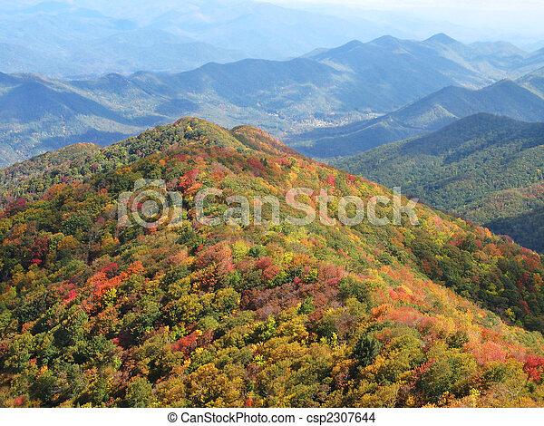 Fall Smoky Mountains - csp2307644