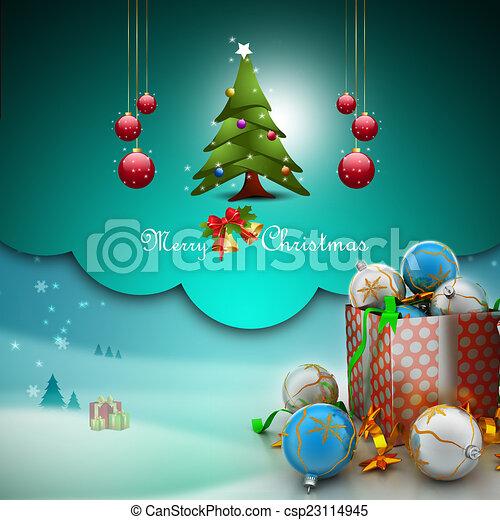 zeichnung von weihnachten geschenk kasten blasen. Black Bedroom Furniture Sets. Home Design Ideas