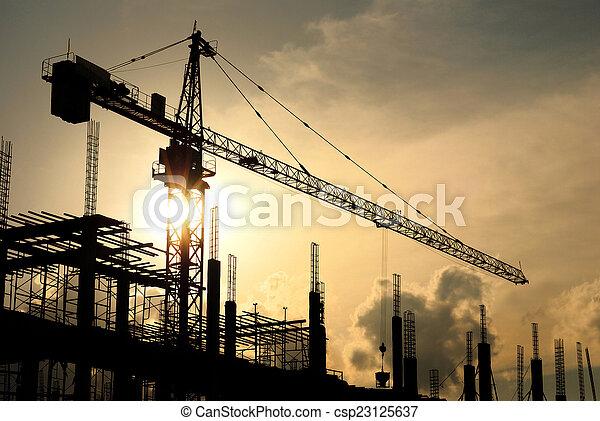 konstruktion - csp23125637