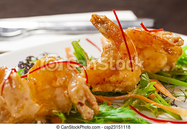 how to prepare prawns for tempura