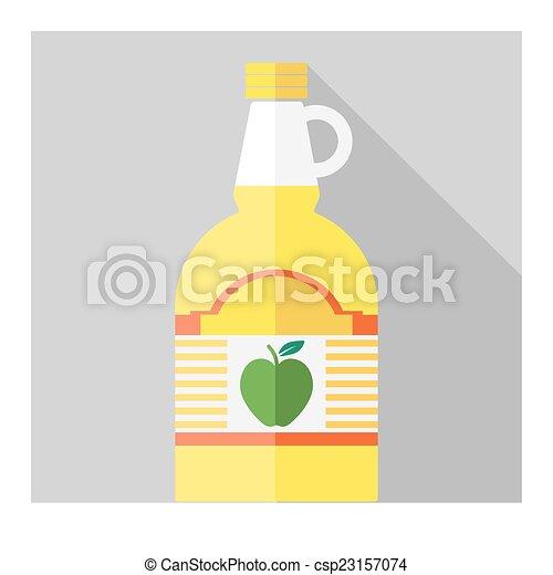 vectors illustration of vector flat apple cider vinegar apple cider clipart free apple cider clip art tags