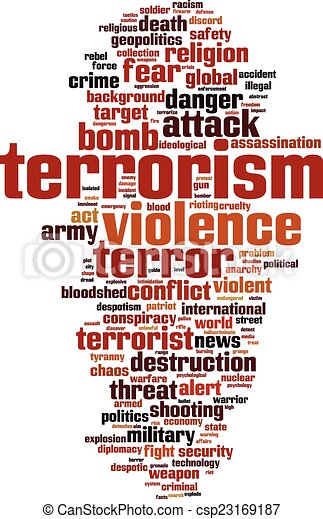 Essay on terrorism and violence to be shunned