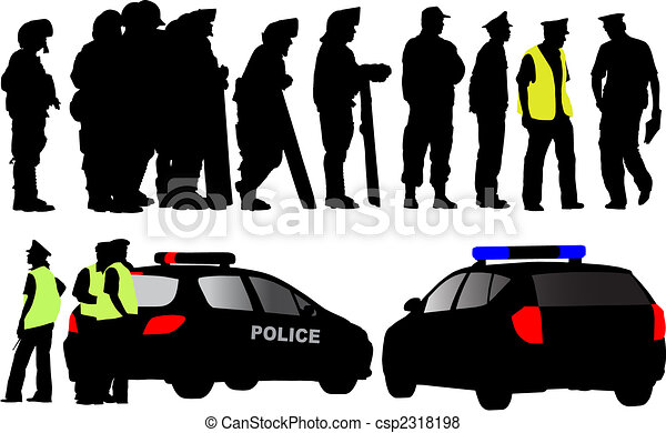 Police - csp2318198