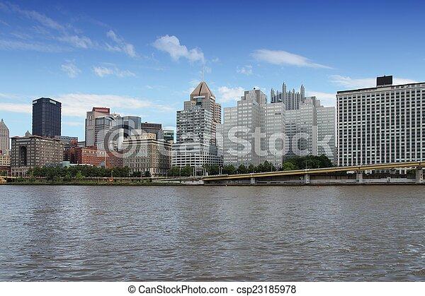 Pittsburgh - csp23185978