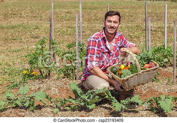 Organic Farmer