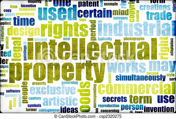 Intellectual Property - csp2320275