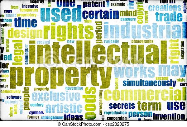 Intellectual Property - csp2320275