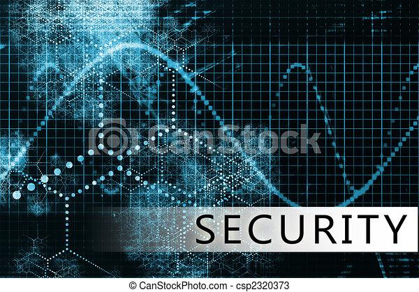 sicurezza - csp2320373