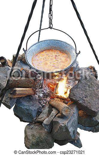 Photo chaudron cuisine sur br ler image images for Art et cuisine chaudron line