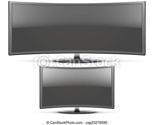 led monitor clipart - photo #37