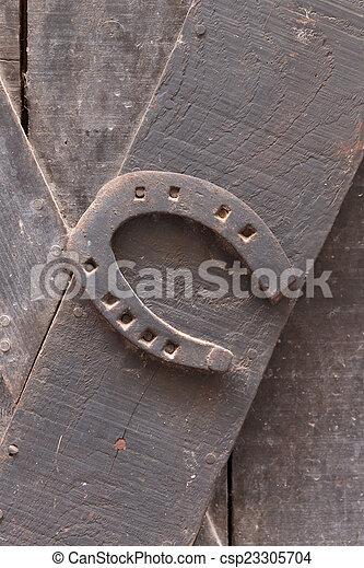 Photographies de porte rouill vieux fer cheval vieux - Nettoyer rouille sur fer ...