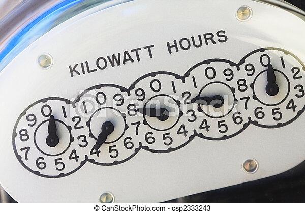 Electric Meter - csp2333243