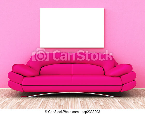 Drawings of pink sofa a powerful pink sofa with a white for Pink sofa login