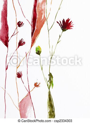 flowers - csp2334303