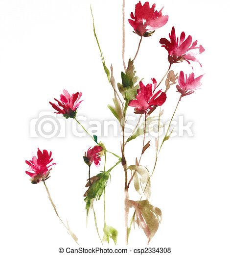 flowers - csp2334308