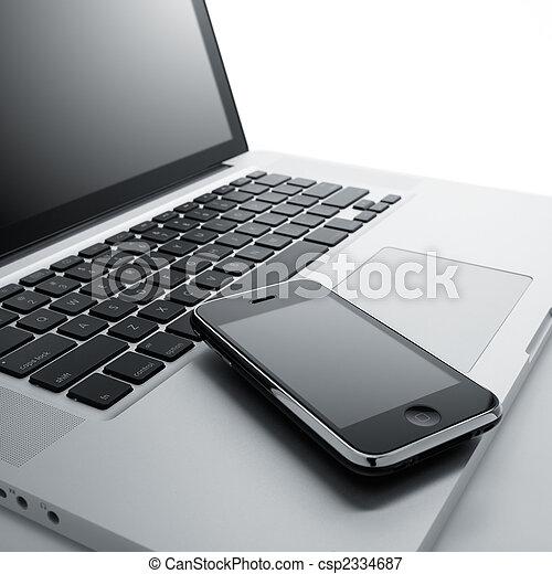 moderno, tecnologia - csp2334687