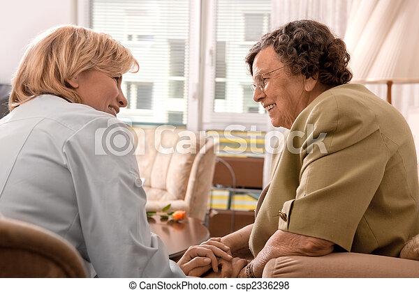 nursing home - csp2336298