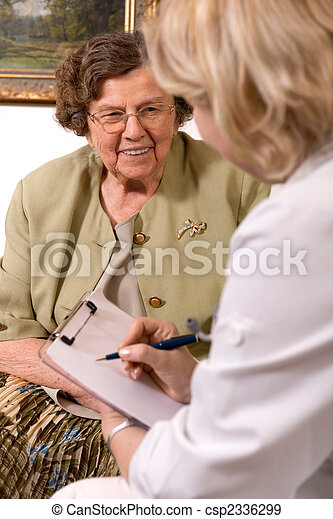 nursing home - csp2336299