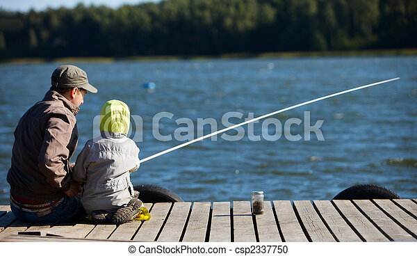 How to Fish, Teach Your Kids Fishing in 9 Easy Steps My ...