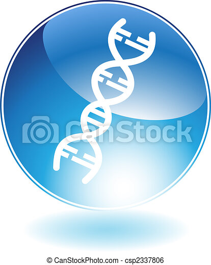 Biology Icon - csp2337806