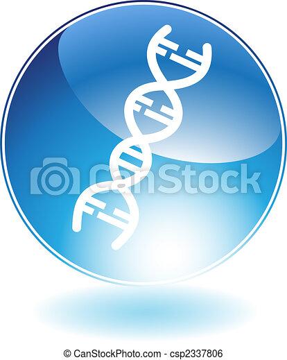 Biology Icon - csp2337806