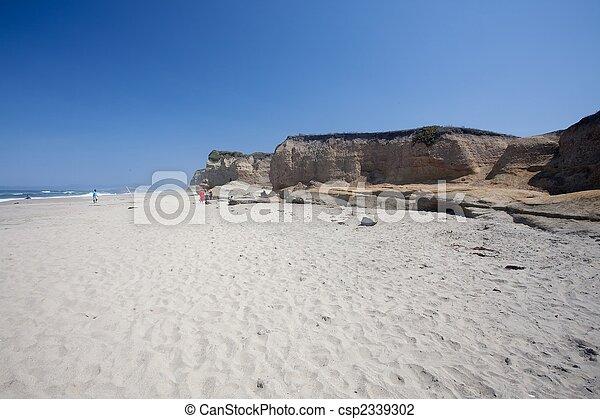 Pomponio State Beach - csp2339302