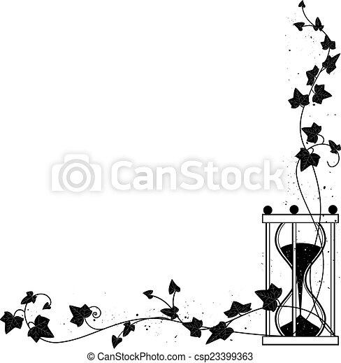 ivy background - csp23399363