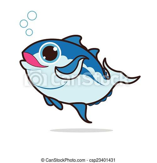 Tuna fish Clip Art Vector Graphics. 3,379 Tuna fish EPS clipart ...