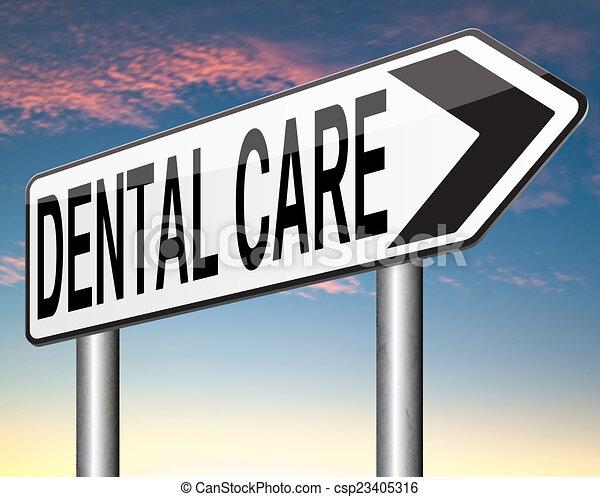 dental care - csp23405316