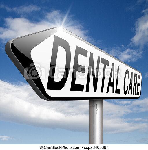 dental care - csp23405867
