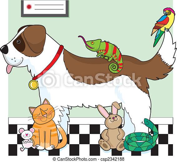 Pet Group - csp2342188