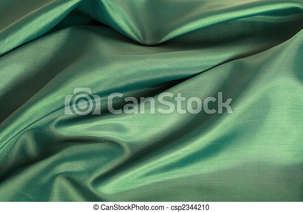 Green Cloth Textured - csp2344210