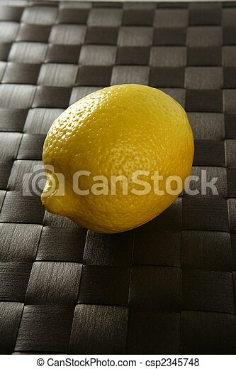 Lemon citric fruit - csp2345748
